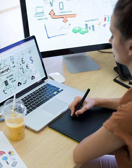 Custom Web Design & Development Services